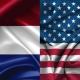 nederland-usa-vlaggen