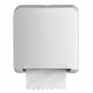 Handdoekrolautomaat-Papierrol-Wit