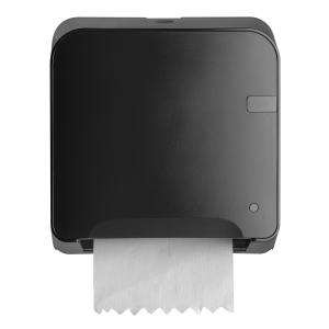 Handdoekrolautomaat-Papier-Zwart