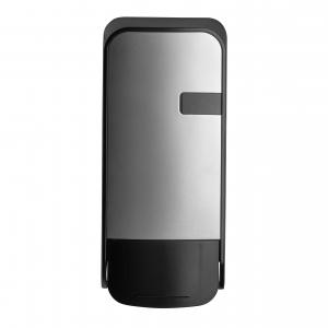 Foamzeepdispenser-Zilver