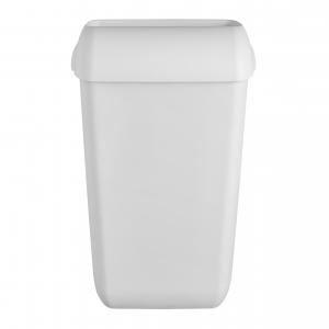 Afvalbak-Wit