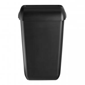 Afvalbak-Zwart